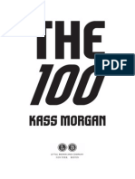 The 100 by Kass Morgan (SAMPLE)