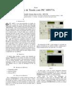 Roteiro - Monitor de Tensão com PIC 16F877A