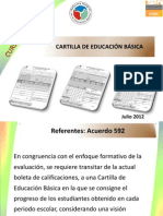 Cartilla CB Dos