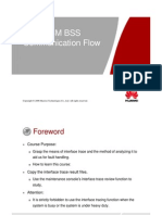 GSM BSS Communication Flow ISSUE2