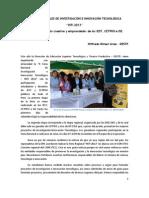 Ferias Regionales INTI 2013 en Setiembre WRA