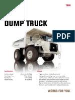terex dump truck
