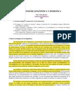 Elementos de Lingüística y Semiótica, Carlos Reynoso