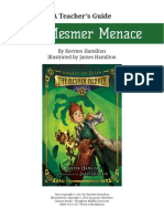 The Mesmer Menace Teacher's Guide