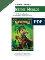 The Mesmer Menace Teacher's Guide