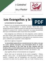06 El valor histórico de los Evangelios