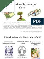 Charry Int.a La Literatura Infantil