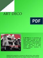 7 Art deco