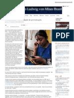 IMB - A Guatemala e seu exemplo de privatização