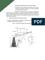 Ecuaciones Presion Lateral