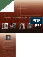 Proyecto de Regeneración Urbana del Centro Histórico