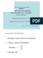 Summary of High School Chemistry