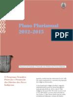 Plano Plurianual PPA 2012 2015[1]