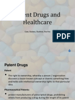 GP Patent Drugs