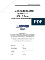 Sealer Closer-Instruction manual