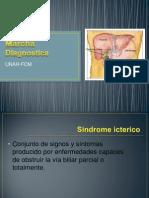 Marcha Díagnostica. sindrome icterico 13agosto