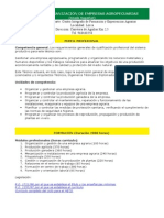 Gestin y Organizacin de Empresas Agropecuarias