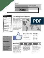 2013-2014 syllabus