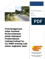 Modul Jalan Berkeselamatan FSTPT Cover