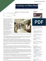 IMB - Quatro medidas para melhorar o sistema de saúde