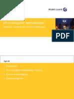 KPI Investigation Methodology Process UA7