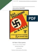Os Vinte e Cinco Pontos_ Plataforma política do Original NSDAP _ fishing with YAHWEH