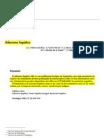 Adenoma Hepatico Destacado