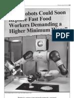 Employment Policies Institute - WSJ Ad