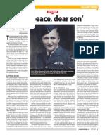 'Rest in Peace, Dear Son'