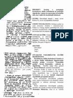 Radna Beleznica Aleksandra Vasiljevica Koja Se Nalazila u Dokumentima Kod Bivseg Ministra Za Informisanje Vlade SRJ Gorana Matica