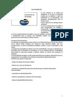 Gestion de Depositos Caso de Aplicacion