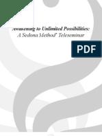 AUP Teleseminar Workbook