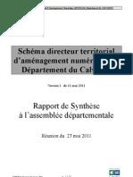 SDAN Synthese Calvados