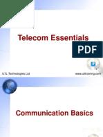 Telecom Essentials Presentation Latest