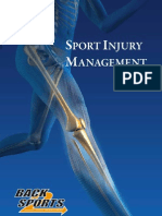 Sports Injury Management Vol 1