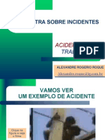 Palestra Incidentes Arr 2005