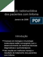 Avaliacao Radionuclidica de Pacientes Com Linfoma