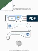 Oculos 3d Manual Do Mundo