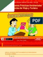 Manual Buenas Practicas Ambientales Agencias Viaje Turismo