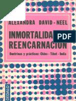 A.davidNeelInmortalidadYReencarnacin