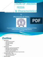 Production of Animal Feeds_quality & Characteristics