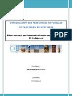 C3 Madagascar Activity Report 2009-2012