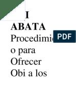 OBI ABATA