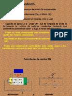 PRESENTACIÓN FOTODIODO