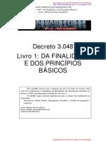 Esquema Princípios direito previdenciário - Decreto 3048-Livro 1
