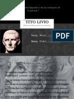 Tito Livio