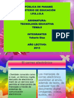 Tema 5 de La Tecnologia Teleinformatizada