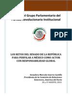 26 y 27-08-13 Retos del Senado de la República