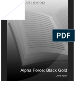 Chris Ryan - Alpha Force - 09 - Black Gold