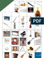 Bingo de Instrumentos Musicais-1